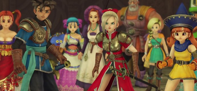 Hands on with Dragon Quest Heroes