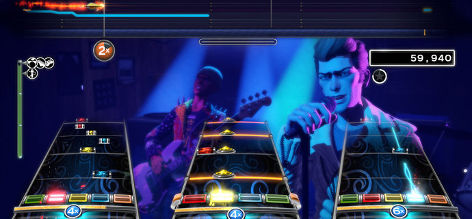 Rock Band 4 The song list so far