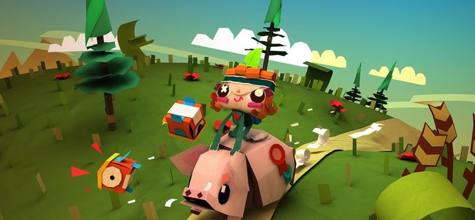 Tearaway Unfolded pre order bonuses and papercraft announced