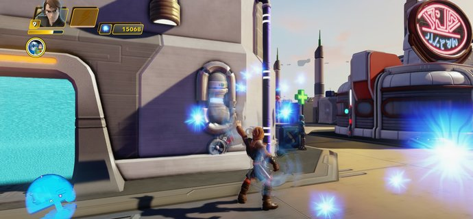 Disney Infinity 30s infinite money glitch