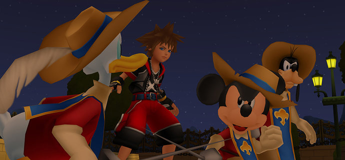 Kingdom Hearts HD 28 Final Chapter Prologue announced