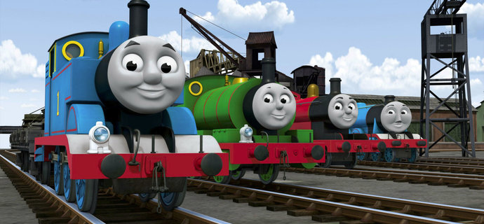 Thomas the Tank Engine and Fireman Sam coming to the 3DS