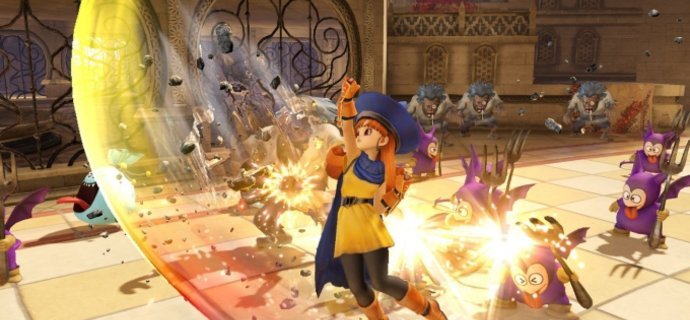 Dragon Quest Heroes to include extra episodes for free