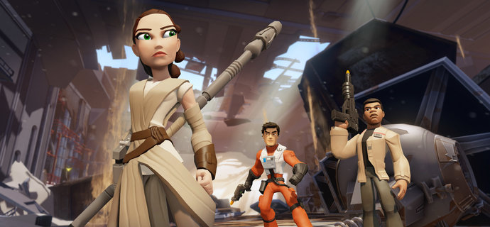 Star Wars The Force Awakens Play Set revealed for Disney Infinity 30