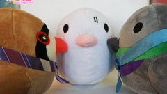Hatoful Boyfriend to get official plush pigeons!