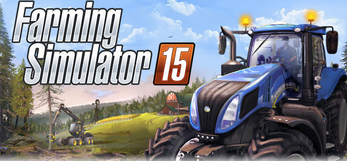 Farming Sim 2015 Review Im a lumberjack  Everybody Plays