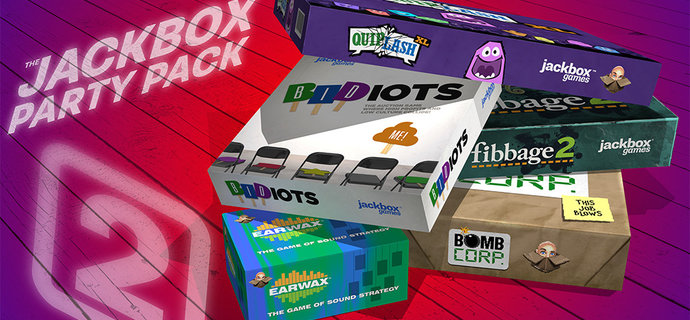 Jackbox Party Pack 2 Review Bundle of fun