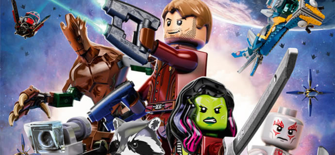 Is Guardians of the Galaxy the next LEGO game? We talk character ...
