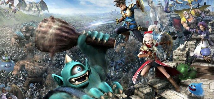 Dragon Quest Heroes Review: Drag'n'slash
