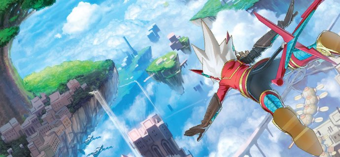 Rodea the Sky Soldier Review: Free Falling