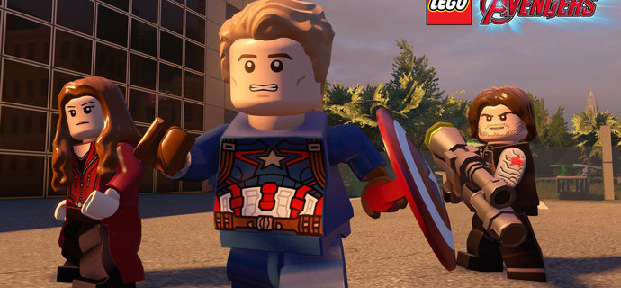 Lego Marvels Avengers to get free Captain America and Ant-Man expansions  Everybody Plays