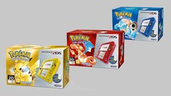 Pokemon 2DS bundles, 3DS faceplates, games and re-releases mark the 20th Pokemon Anniversary