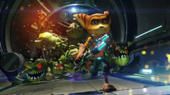 Ratchet and Clank PS4 re-imagining set for April release