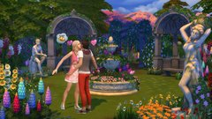 The Sims 4: Romantic Garden Stuff Pack launches next week