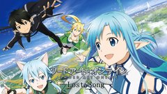 Sword Art Online: Lost Song Review - An MMO that isn't an MMO