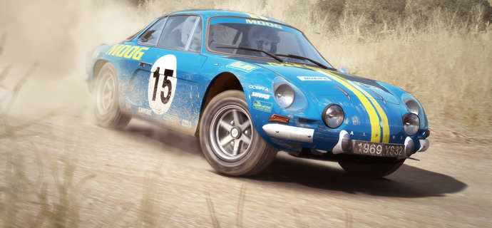 DiRT Rally launches this April on PS4, Xbox One and PC DVD