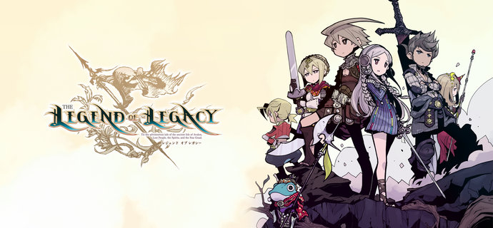 Legend of Legacy Review: Punishing Fantasy