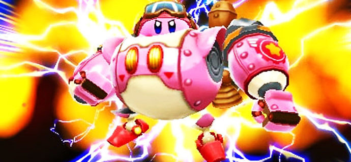Kirby Planet Robobot Disney Art Academy and Rhythm Paradise Megamix head up the 3DS Nintendo Direct