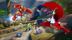 Hands-on with Disney Infinity's Marvel Battlegrounds Play Set
