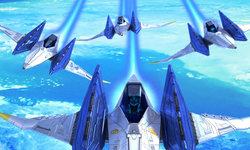 Star Fox Zero has an invincibility mode, to help kids and novices jump in