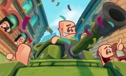 First Look: Worms WMD marks a return to the series' roots
