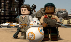 Latest LEGO Star Wars: The Force Awakens trailer shows off new flying sections, blaster battles and multi-builds