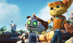 Ratchet & Clank's epic story trailer shows off the game's humour
