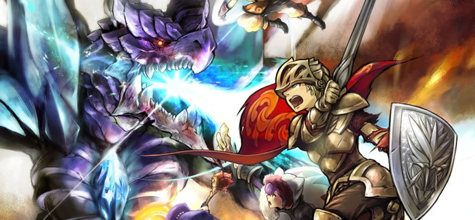 Final Fantasy Explorers Review: Warriors without a cause