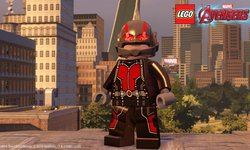 Lego Marvel's Avengers gets free Ant-Man level and characters today