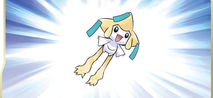 Last chance to nab yourself a free Legendary Pokemon Jirachi