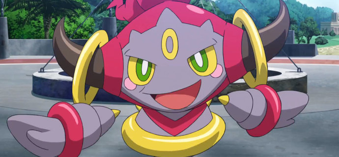 Mythical Pokemon Hoopa is up for grabs once more!