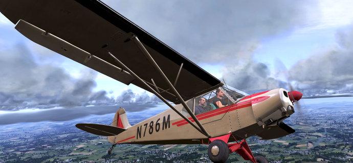 Dovetail Games talk Flight School, Flight Simulator, Xbox