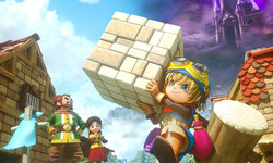 Dragon Quest Builders hits PS4 and Vita in October