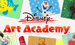 Disney Art Academy hits the 3DS in July