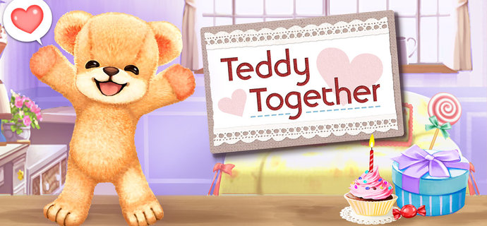Teddy Together brings your bear to life on the 3DS this summer