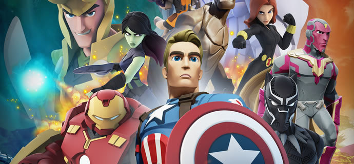 Disney Infinity Marvel Battlegrounds Review