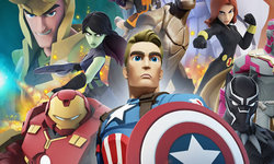 Disney Infinity: Marvel Battlegrounds Review
