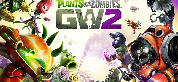 Plants Vs Zombies Garden Warfare 2an epic war for all to join  Everybody Plays
