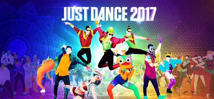 Just Dance 2017 announced in E3 shocker  Everybody Plays