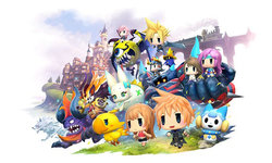 First Look: World of Final Fantasy turns up the cute - and co-op