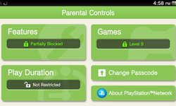 How to set up the PS Vita's Parental Controls