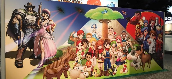 Harvest Moon: Skytree Village will be coming to Europe!