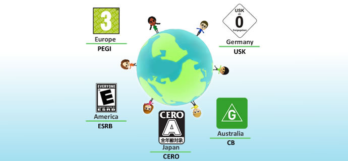 Video game age ratings around the world A look at how countries rate their games