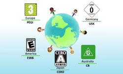 Video game age ratings around the world: A look at how countries rate their games