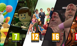 PEGI Age Ratings: Video game ratings explained