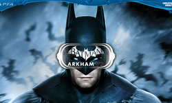 Becoming the Batman in Batman: Arkham VR