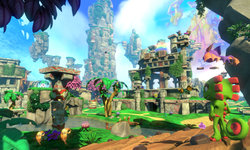 Hands-on with Yooka-Laylee