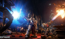 Space Hulk: Deathwing Preview: In space, no one hears your chaingun