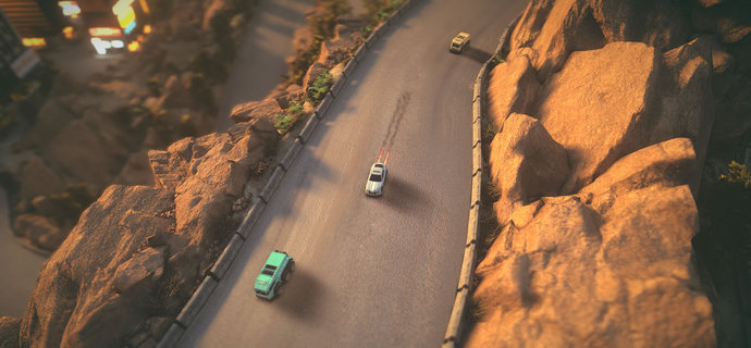Mantis Burn Racing Hands-on with the Micro Machines and Mashed successor  Everybody Plays