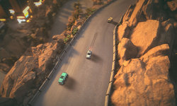 Mantis Burn Racing: Hands-on with the Micro Machines and Mashed successor